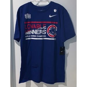 Nike Chicago Cubs World Champs Tee